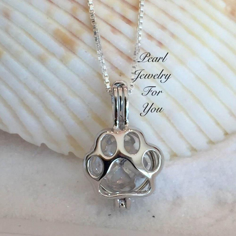 Animal Lover Cat Pendant Necklace - I Love Cat Socks