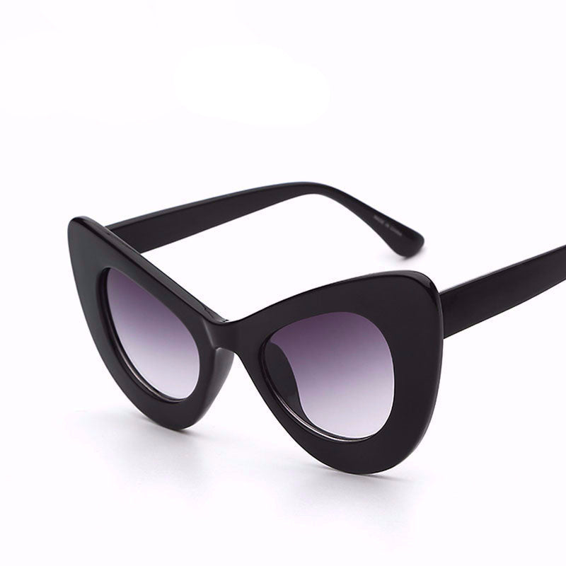 Cat Eye Design Vintage Sunglasses