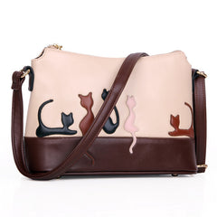 Fashionable Cat Shoulder Bag