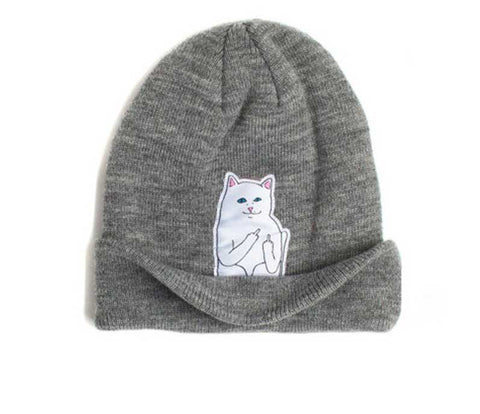 Women Cat Knitted Beanie
