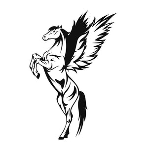 Pegasus Horse Wall Sticker