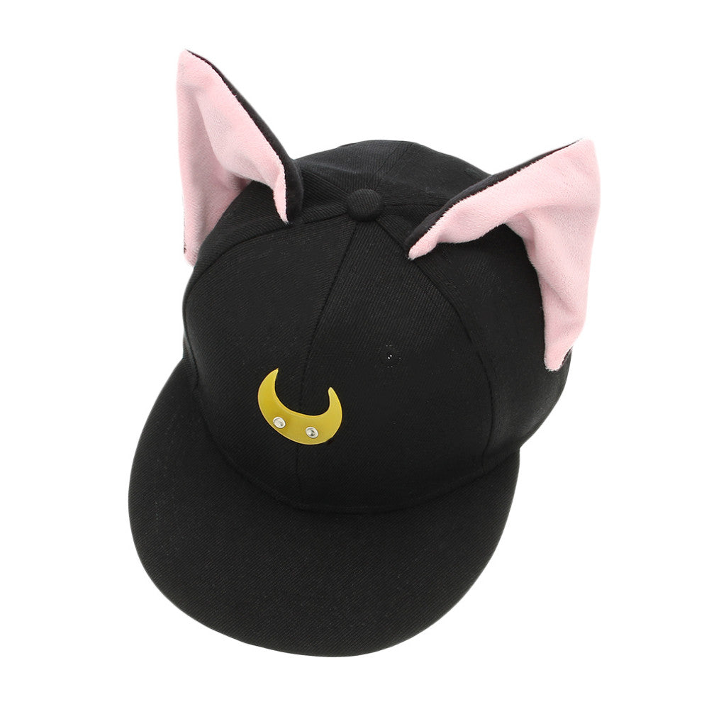 Cat Ears Baseball Cap