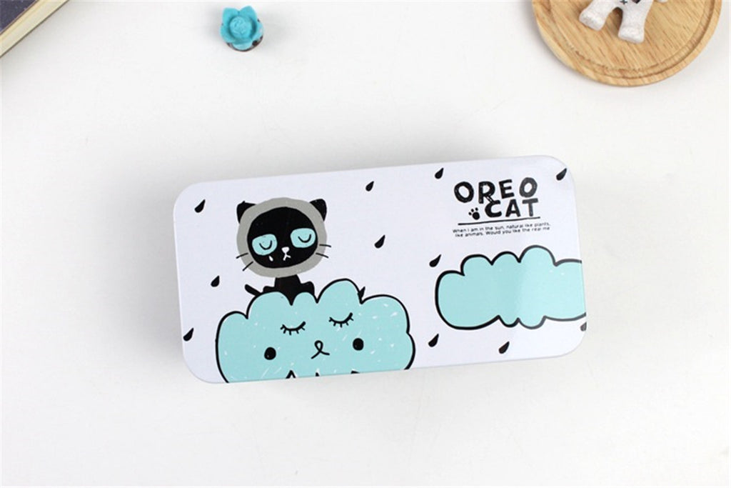 Cat Pencil Case - I Love Cat Socks