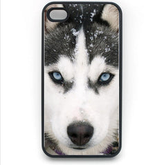 Siberian Husky Case for iPhone 4S, 5, 5S, 5C, 6, 6S,  Touch Plus Samsung Galaxy S3, S4 , S5 Mini S6 Edge A3, A5, A7, Note 2,3 ,4, 5