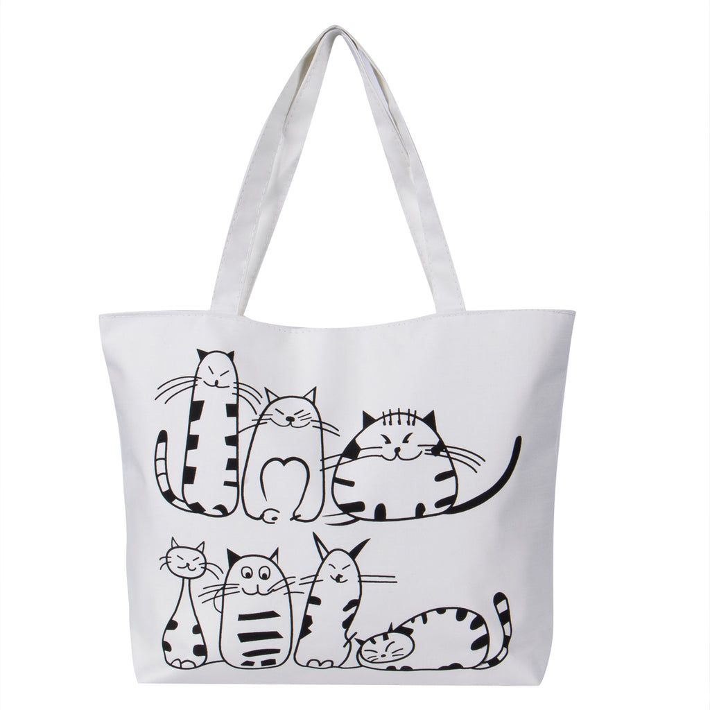 Cat Friends Shoulder Bag
