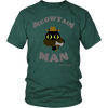 MEOWTAIN MAN Cat T Shirt