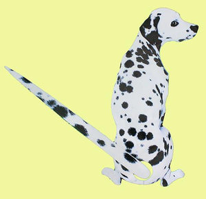 Dalmatian Rear Wiper Decal (Large) - 50% Off Today - I Love Cat Socks