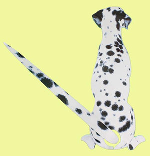 Dalmatian Rear Wiper Decal (Large) - 50% Off Today