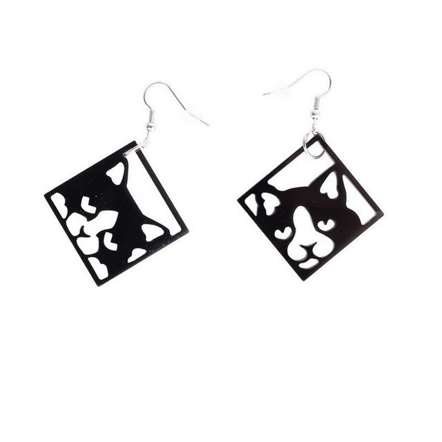 Cat Mad Earrings