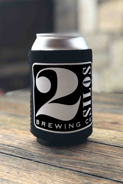Can Koozie - 2 Silos