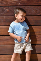 Kid's Short Sleeve - 2 Silos