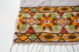 Hand Made Stained Glass Scarf