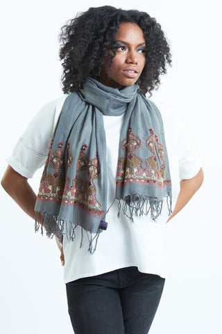 Women Royal Arch Scarf