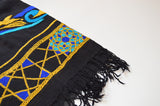 Women Mystic Black Scarf For Gifts