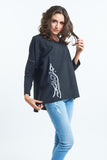 Long Sleeve Embroidered Nomad