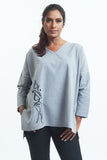 Embroidered Nomad Cotton T-Shirt
