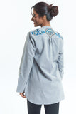 Fanaa Blouse Grey