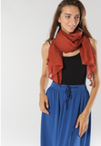 Women Empowerment Scarf For Sustainable Fashion