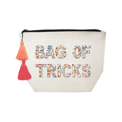BAG OF TRICKS - Confetti Cosmetic Case