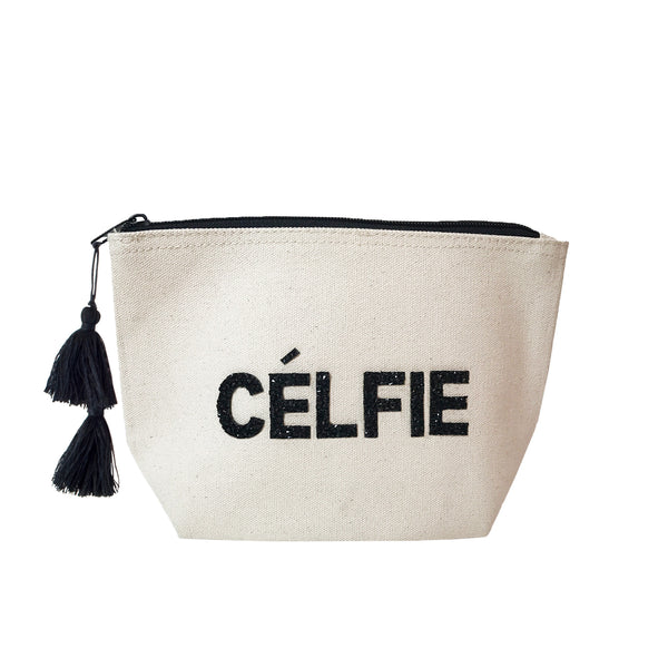 CÉLFIE - Crystal Cosmetic Case