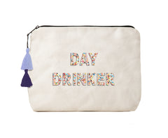 Day Drinker -Confetti Bikini Clutch