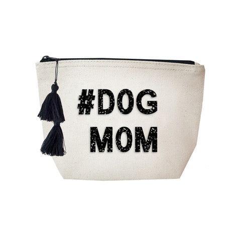 #DOG MOM - Crystal Cosmetic Case