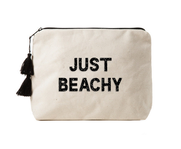 JUST BEACHY - Crystal Bikini Bag Clutch