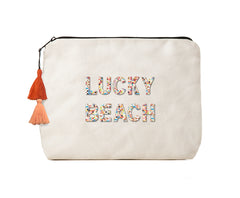LUCKY BEACH - Confetti Bikini Clutch