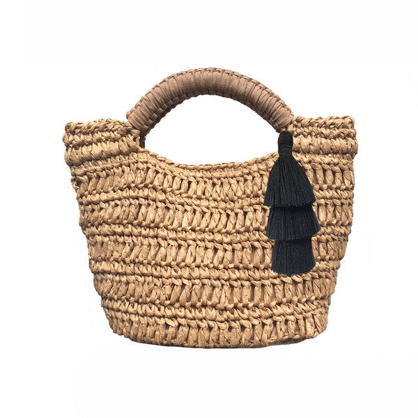 Maya - Natural Mini bag