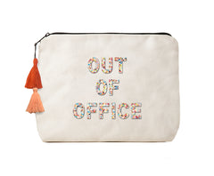 OUT OF OFFICE - Confetti Bikini Clutch