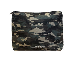 BLESS THIS MESS - Camo Beaded Bikini Clutch