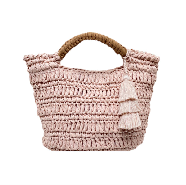 Maya -Blush Pink Mini bag