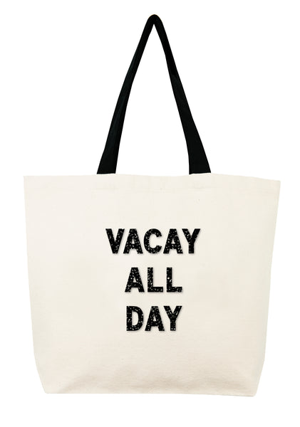 Vacay All Day Crystal Tote