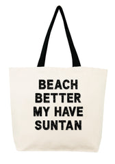 Sunshine & Good Times Crystal Tote