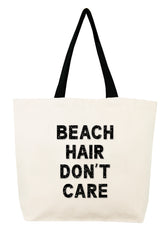 Beach Hair Don't Care Crystal Tote