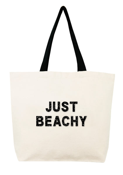 Just Beachy Crystal Tote