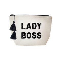 Lady Boss - Crystal Cosmetic Case