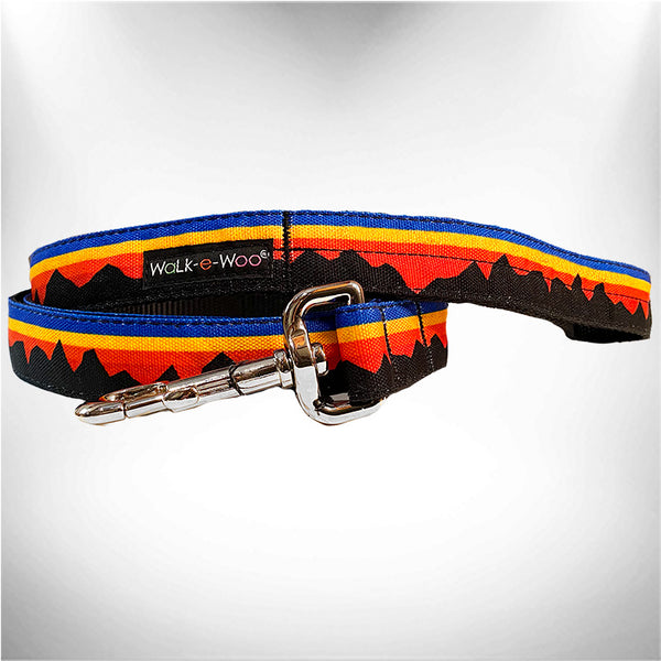 Mountain Blue Dog Leash
