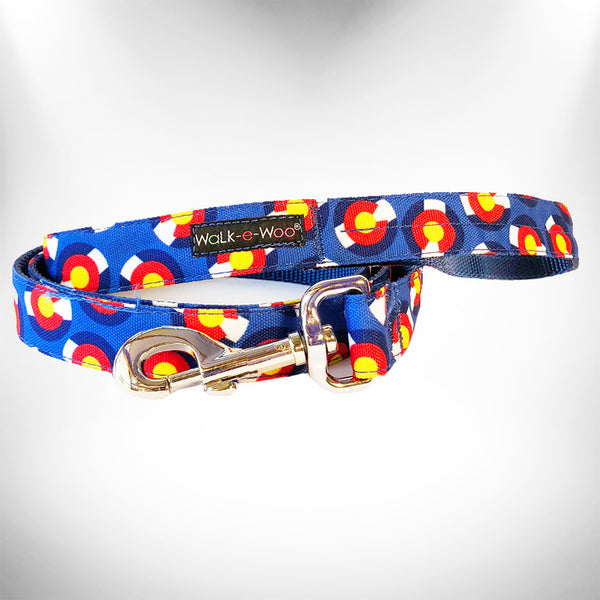 Colorado Blue Dog Leash