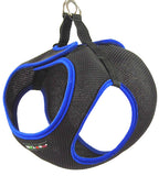 Blue Step-In Dog Harness WalkeWoo