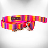 Tie Dye Dog Collars