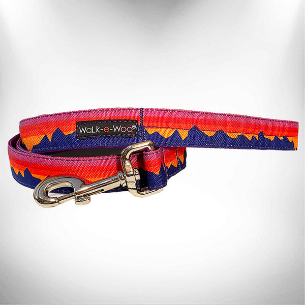 Mountain Purple Dog Leash