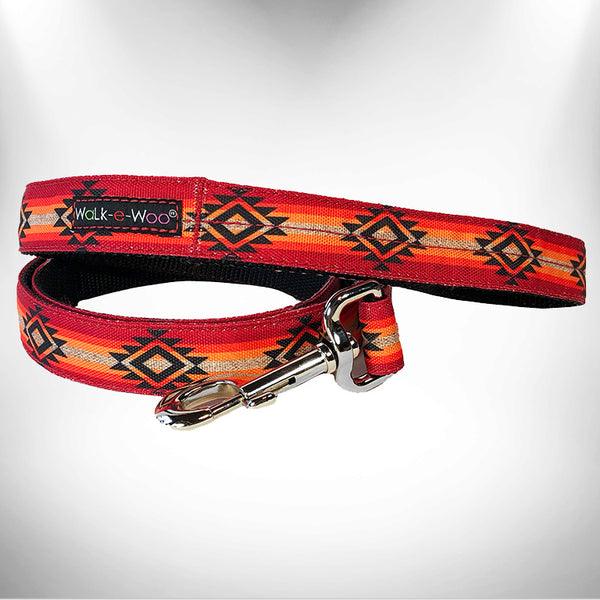 Sky Fire Dog Leash