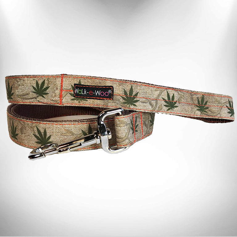 Smokin' Dog Leash