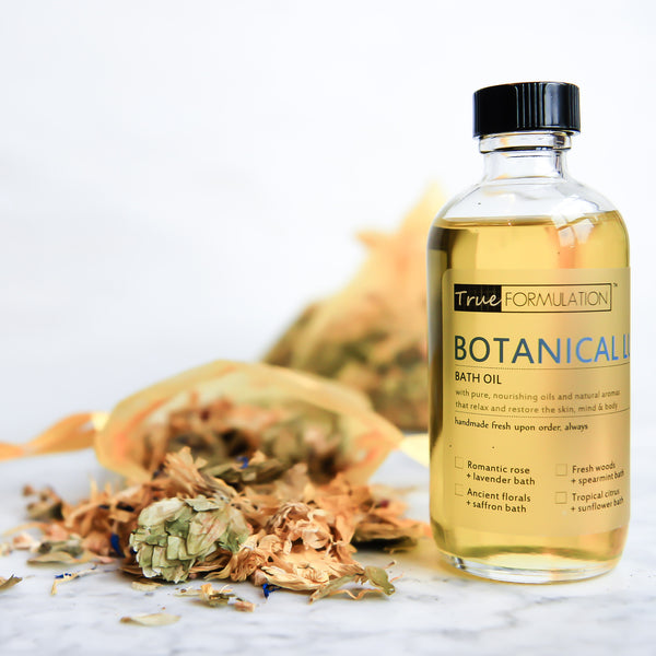 Botanical Luxe Bath: <br>Tropical citrus + sunflower