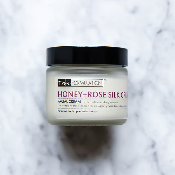 Honey+Rose Silk Cream