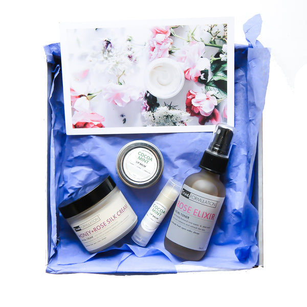 Honey+Rose Skincare Collection