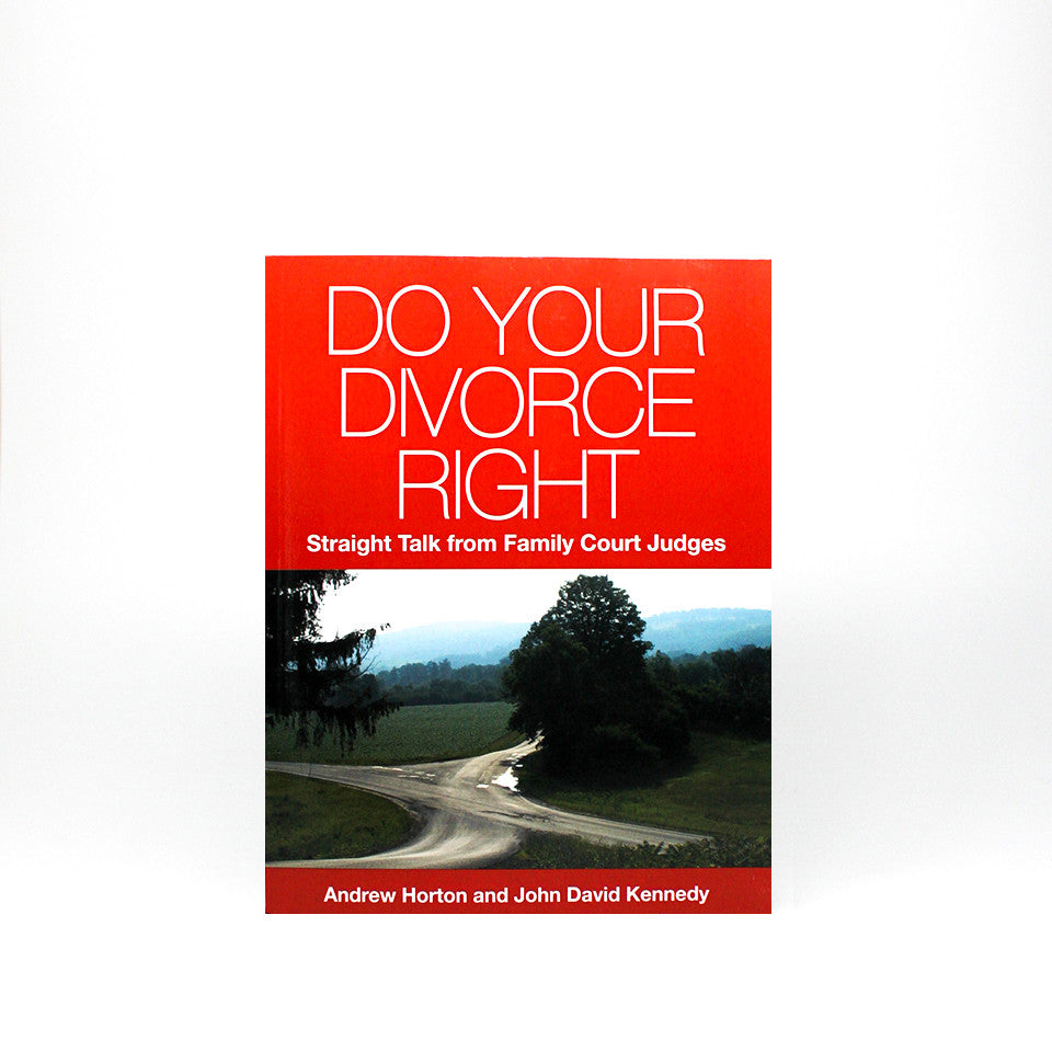 Do Your Divorce Right by Tower Publishing