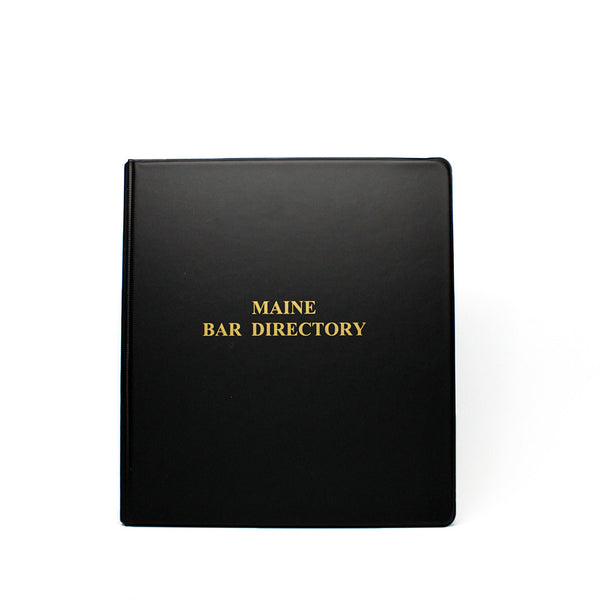 Maine Bar Directory from Tower Publishing