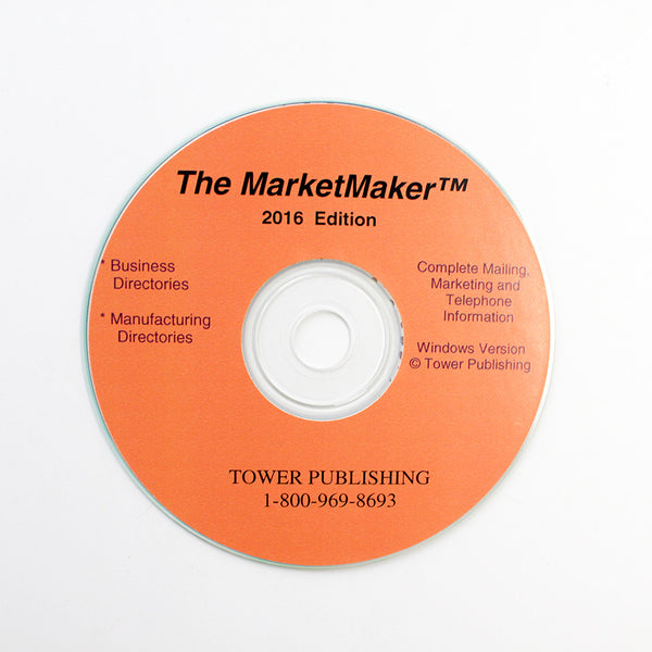 Tower Market Maker CD from Tower Publishing